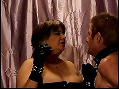 Randy leather ass worship - 3 part 5