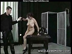 Mature Slave Humiliated By Her Master