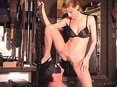 Extreme milf dominatrix fetish babes bizarre forced piss drinking