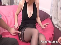 French mature anal hard fuck dans le cul !