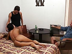 Superhot Milf fucked in a hotel room
