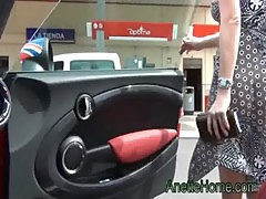 exhibition flashing masturbation in public on the highway
