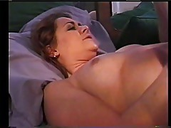 Horny housewife in lacy lingerie gets her pussy licked then fucked doggystyle