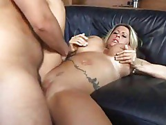 Busty Mature Fucking Hard Till She Squirts by TROC