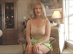 Dirty milf in pantyhose. JOI