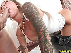 blonde milf with huge ass fucking like hell bitch