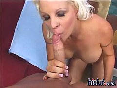 Busty mature blonde is hot to trot