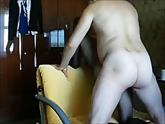 Amateur ass creampied on real homemade