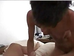 Paula try a skinny short haired milf3