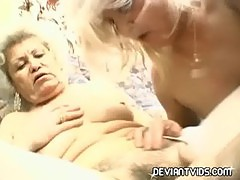 MILFs eating their pussies