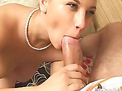 HomeGrownBigCocks Trying To Swallow 10 Inches of Cock