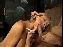 Morgan Ray - smoking and deepthroat
