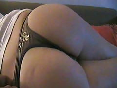 Amateur wife like doggy relaxation
