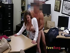 Busty milf comes back to my pawnshop office 0021