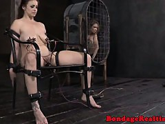 Nasty sub receives brutal shock therapy