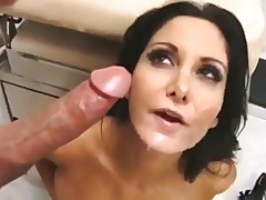 Mom's Cumshots Compilation...F70