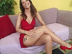 Dirty Milf with an amazing body gets fucked good