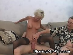 Mature\'s Hot Pussy Shared