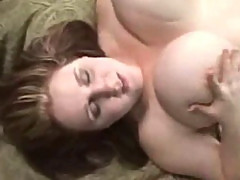 BBW MILF with DD Boobs Gets Fucked!
