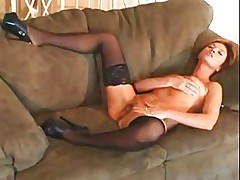 Indiana Bell - sultry lady with a big ass