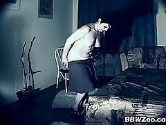 Big Hairy Granny Fucked Roughly