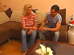 Drunk Mature Mom Has Sex With Her Son