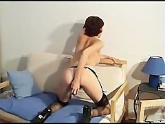 Chloe Pleases Her Wet French Pussy