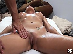 Delighting a naughty babe with hardcore love tunnel drilling