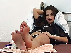 Sexy Girl Sexy Soles