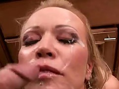 Austin Taylor having discharge close to A Man\'s Cream