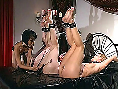 Foot Punished Hotties