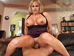 Big MILF hooters ripe for good fucking