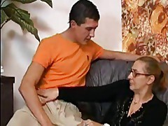 Mom and not her son
