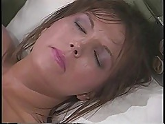 Horny sluts lick each other\'s pussies in 69 position and fucks with dildo