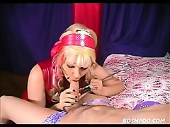CBT Orgasm With No Release