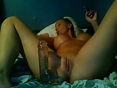 Swedish Milf cam show