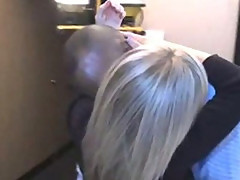 Swinger wife takes on more black cock than she can handle