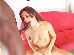 Chocolate Cock Loving Milf