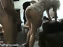 Bachelorette gets hard cock from hot hunky stripper!!!