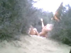 orgy in the sand
