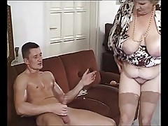 Plump mature French 50+