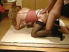 Amateur hot wife homemade