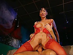 Sexy busty matures fist