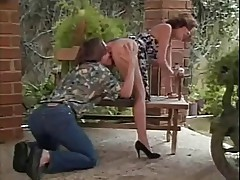 Busty Mom spy like her Daughter fucked