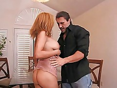 Interview leads to hot banging session