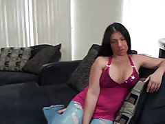 Rain Gets her pussy filled