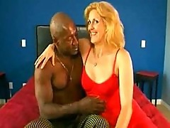 Milf licked fingering sucking black cock