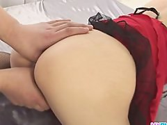 Group fucking with Rika getting DP