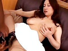Busty Milf In Skirt Fingered Giving Blowjob Fucked While Standing In The Room