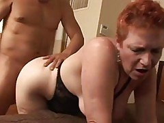 Cheating Redhead MILF Susan Fucked Dirty In Motel